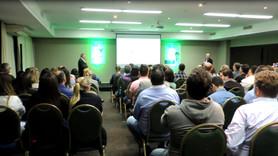 """""""Acolher o cliente"""" foi uma das principais mensagens do 1º Encontro Regional Sul de Gestão"""