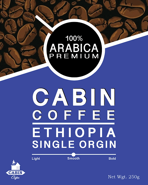 Ethiopia - 1kg - Medium Roast