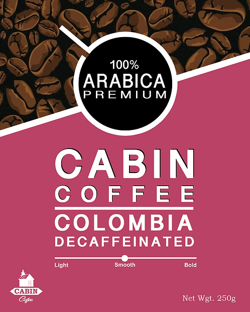 Colombia Decaffeinated - 1kg