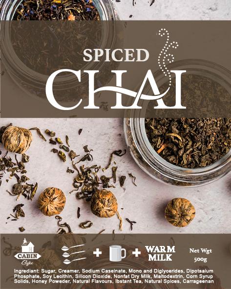 Spiced Chai