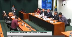 CFMV debate castração de animais em audiência pública na Câmara dos Deputados