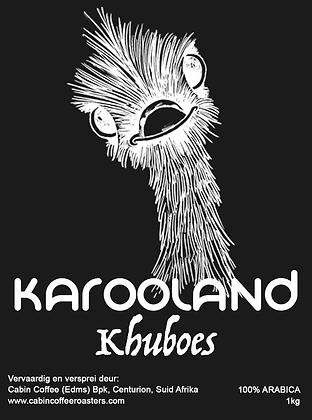 Khuboes - 1kg - Medium Dark Roast