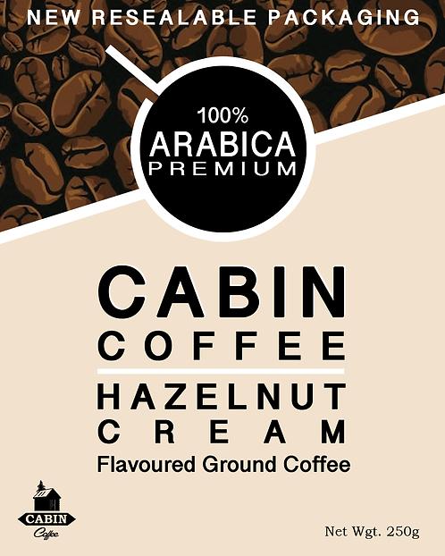 Hazelnut Cream - 250g - Ground Only