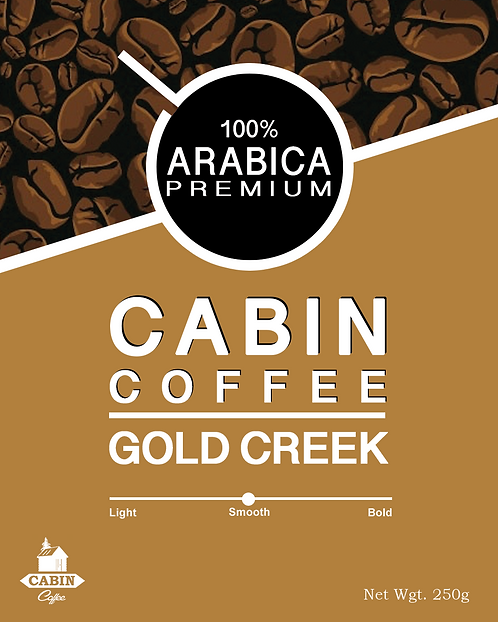 Gold Creek - 1kg - Medium Roast