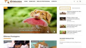 Especialistas brasileiros lançam blog sobre nutrição de cães e gatos