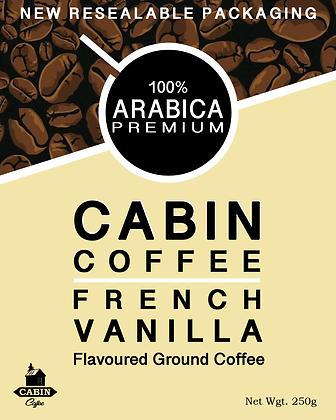Frensh Vanilla - 250g - Ground only