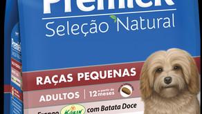 PremieR Seleção Natural agora também no sabor Frango Korin com Batata Doce
