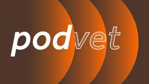 PodVet: vivências e desafios