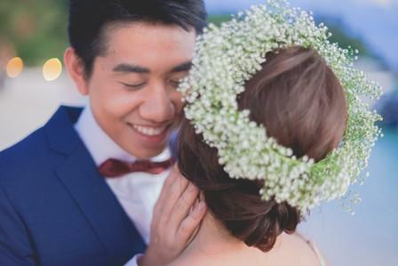 Flower & SEENUANTA Bride