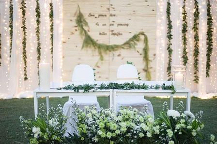 """งานแต่งในฝัน """"แสงไฟ ใบไม้ในสวน และการเติบโตของความรัก"""" (Better Together: Real Wedding)"""