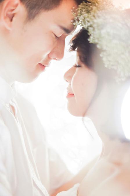 """ภาพถ่าพ Pre Wedding ที่หยิบมาดูเมื่อไร ก็รู้สึก """"รัก"""""""