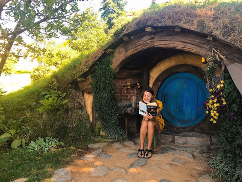 #7 // Hobbiton, Auckland & the most dangerous driver in New Zealand