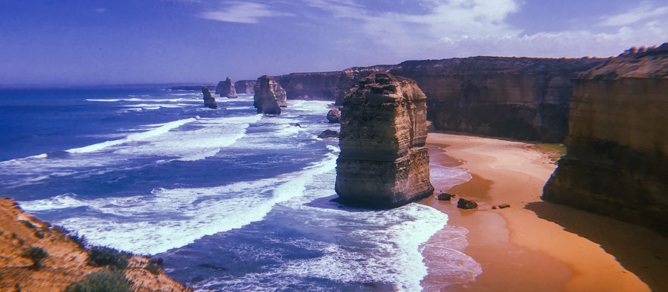 #3//The Great Ocean Road trip