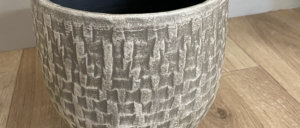 Almada Dark Pot 18cm