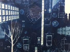 Cyanotype Art Completion