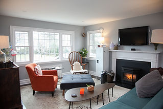 residential architecture, living room