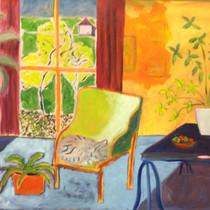 Interieur met planten 2