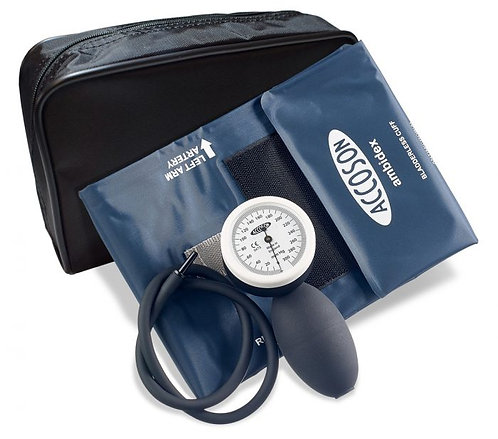 Limpet Hand Model Aneroid Sphygmomanometers Straight Tube