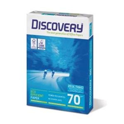 2X Boxes of Discovery 70gsm A4 Papers