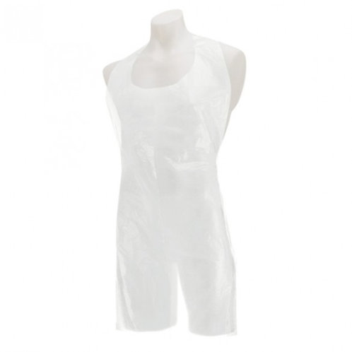 Disposable Polythene Aprons-Roll of 200