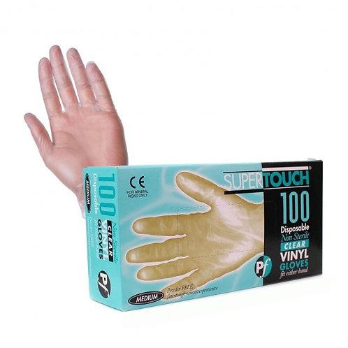 Vinyl Gloves - Powder Free Box