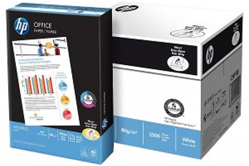 2X Boxes of HP Office A4 Paper 80 gsm