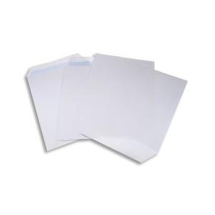 Self Seal White Plain Pocket Envelope