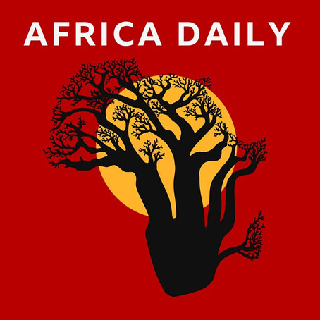 Our new coffee project at Equatoria Teak Company Featured on the Africa Daily podcast from BBC News