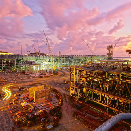 Total buys shares in Anadarkos Mozambique LNG project