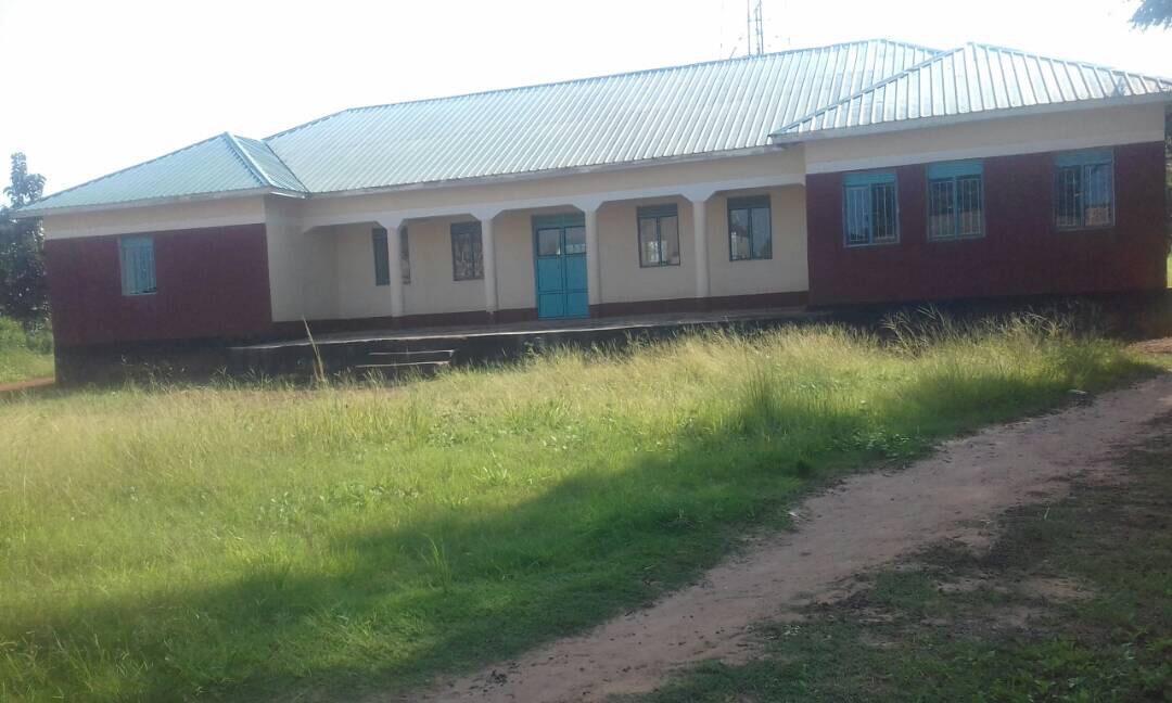 Rehabilitation of community court house