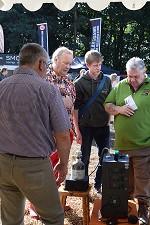 Game Fair visitors