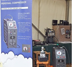 GDL at the Game Fair July 2017