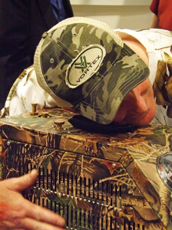 when you love camo this much!