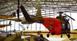 Duxford Aircraft including Concorde