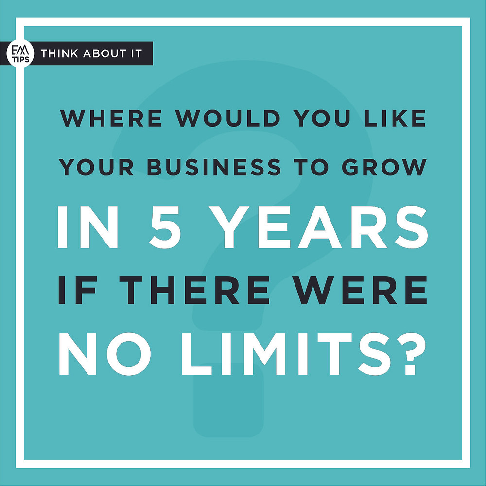 Use this 45 minute self coaching exercise to create a new plan for your business to grow.