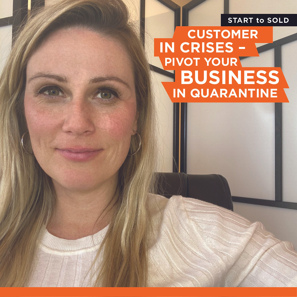 Emily Page talks about what business owners can do to pivot curing COVID-19 corona virus quarantine