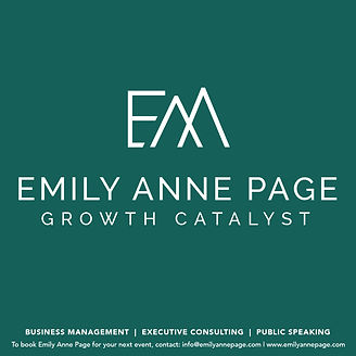 Subscribe to my YouTube Channel - Emily Anne Page Growth Catayst