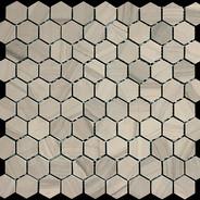 Hexagon Honed