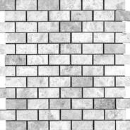 "Bricked 1"" x 2"" Polished"
