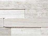 Bianco Wood 3D Split Face