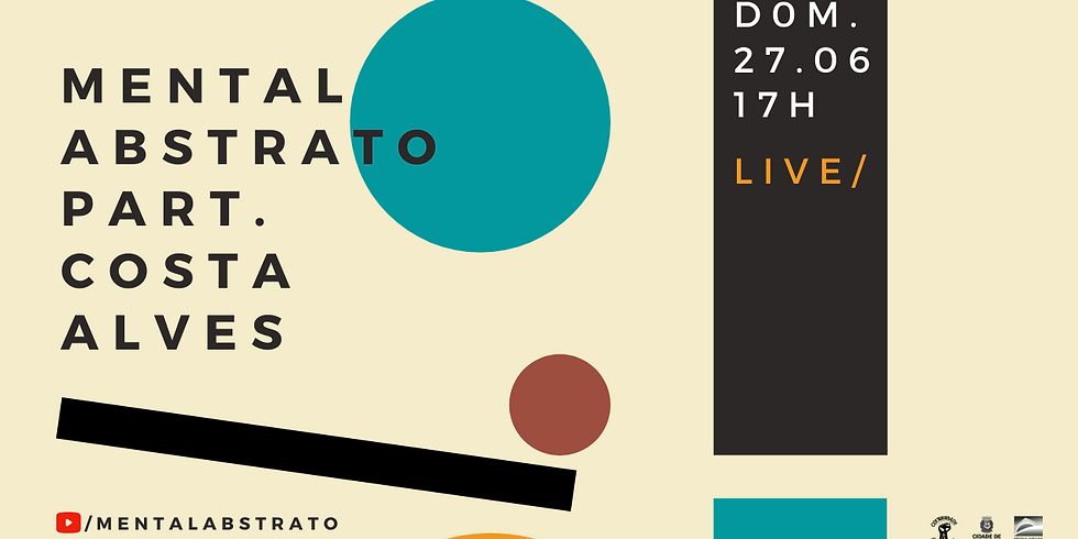 LIVE - Mental Abstrato part. Costa Alves