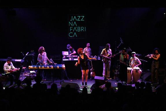 Festival Jazz na Fábrica - Mental Abstra