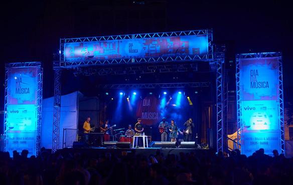 Festival Dia da Música - Palco Conselho