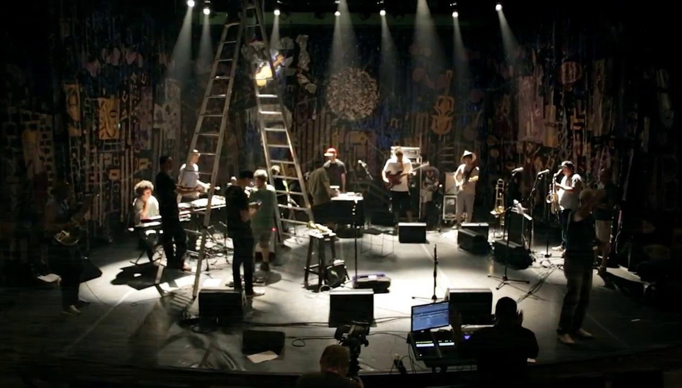 Backstage / SESC Consolação