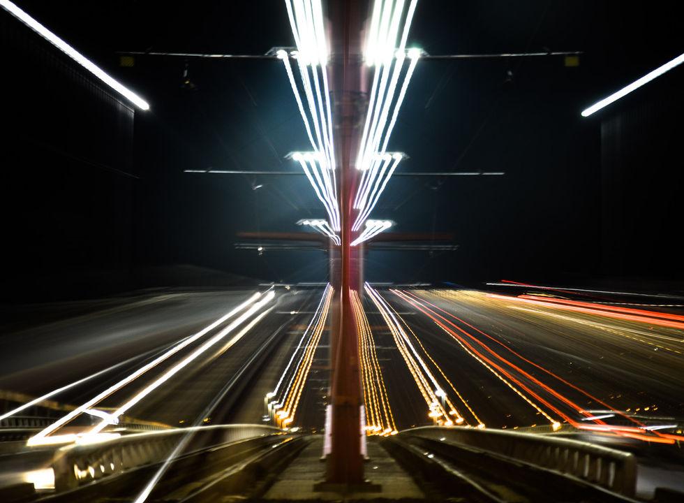 Rákóczi híd - Lágymányosi híd, Rakóczi Bridge, Lágymányosi Bridge