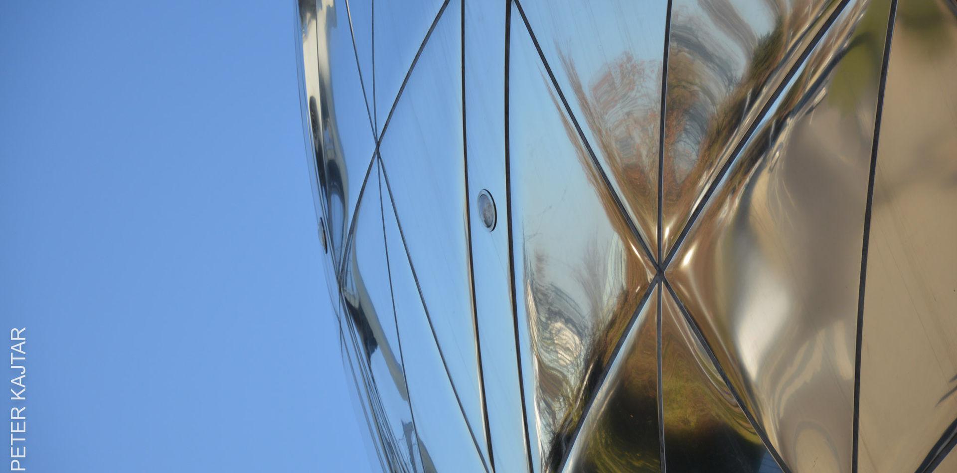 Atomium detail