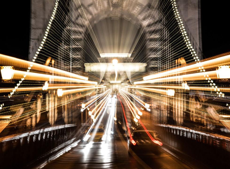 Széchenyi lánchíd, Chain Bridge