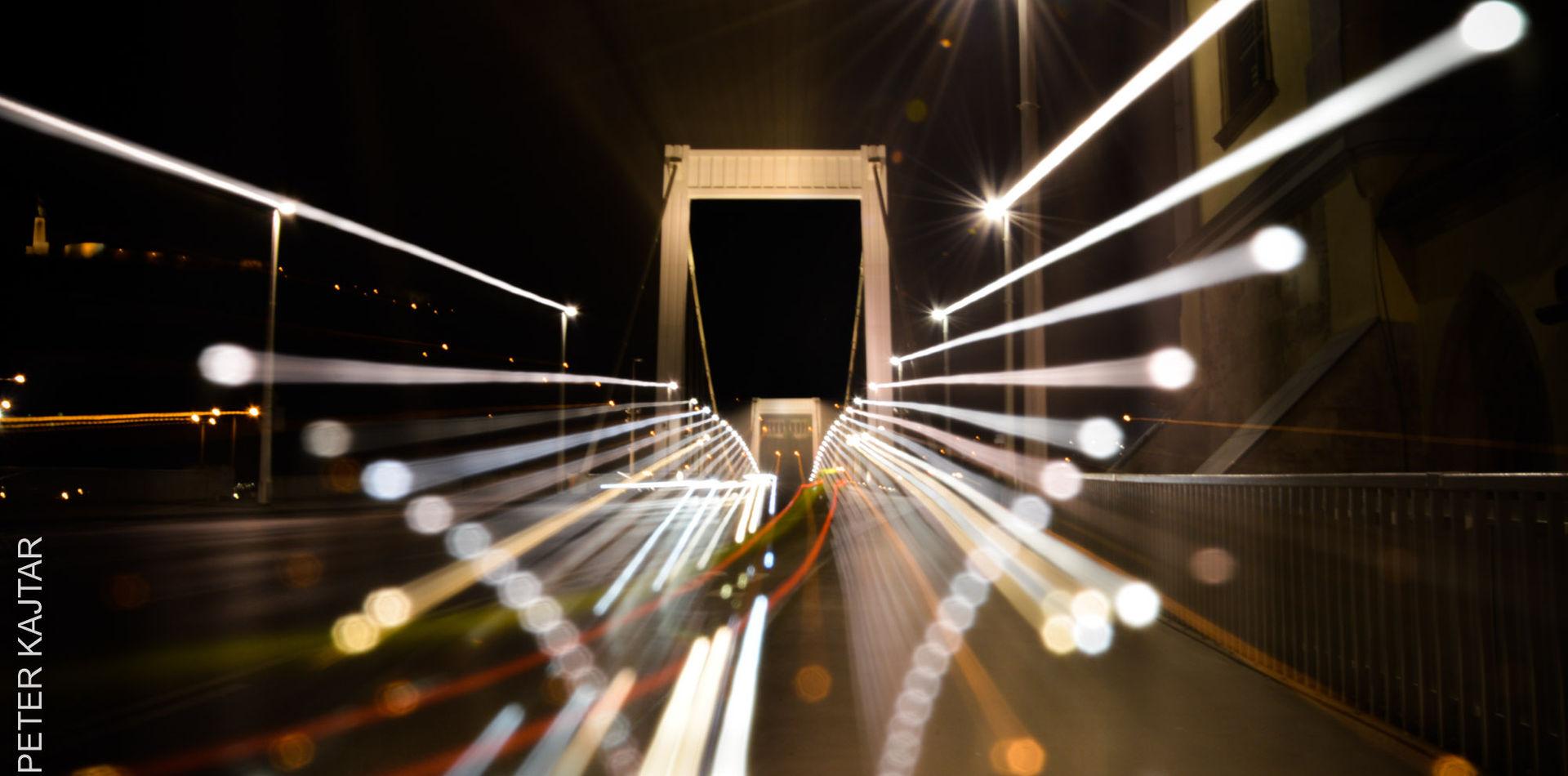 Erzsébet híd, Elisabeth Bridge