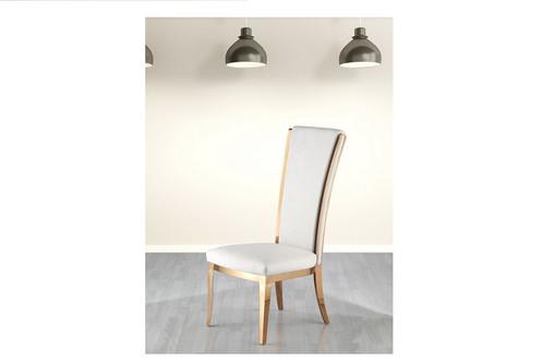 f6aae199b7fa Čaľúnené časti stoličky je možné očaľúniť v rôznych farebných prevedeniach  a materiálov.
