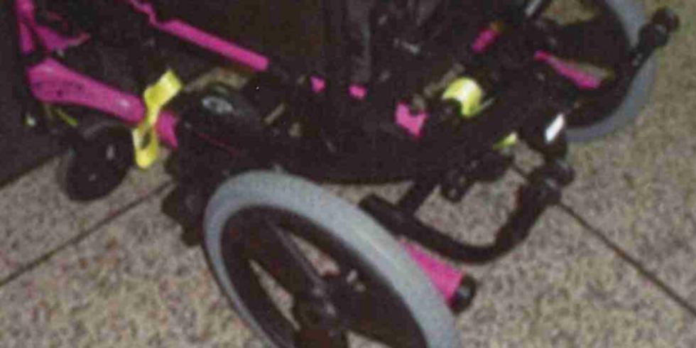 Wheelchair Marking and Tether Strap Program (WMTSP)